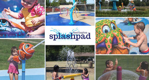 Barrington Splash Pad Project Photo