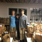YAC Food Drive 2016