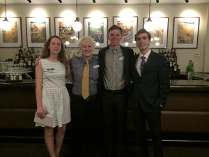 YAC Senior Send Off Dinner 2016